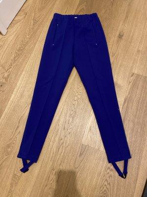 Balenciaga Strapped Trousers lilac