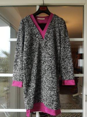 Balenciaga Robe en laine gris
