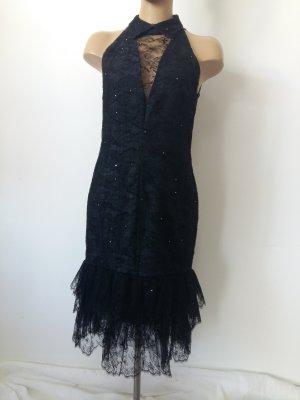 Balenciaga Robe de bal noir laine