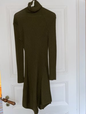 Balenciaga Vestido tejido multicolor