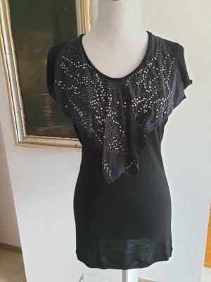 Balenciaga Silk Top black