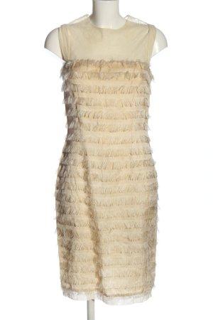 Balenciaga Minikleid nude Casual-Look