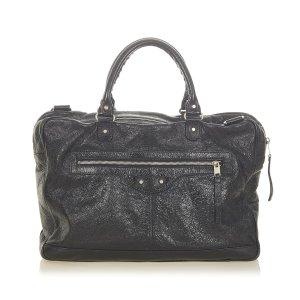 Balenciaga Business Bag black leather