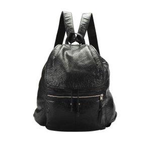 Balenciaga Zaino nero Pelle
