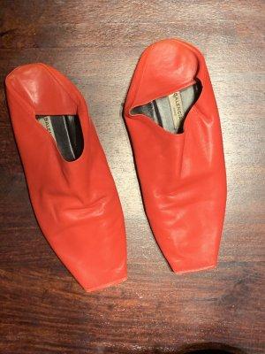 Balenciaga Mocassins rouge