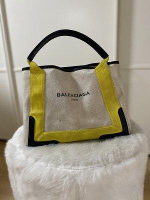 Balenciaga Borsa larga multicolore Lino