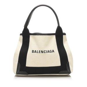 Balenciaga Sac fourre-tout blanc