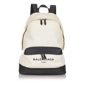 Balenciaga Sac à dos beige