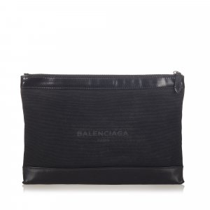 Balenciaga Clutch black