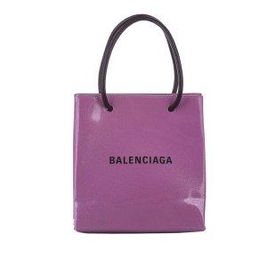 Balenciaga Handbag pink imitation leather