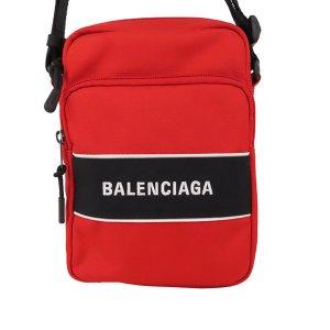 Balenciaga Bandolera rojo Nailon