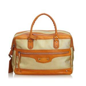 Balenciaga Nylon Travel Bag