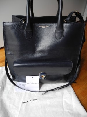 "Balenciaga ""Padlock All Afternoon Tote"" in blau - wie neu!"