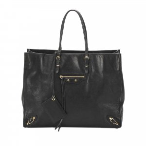 Balenciaga Papier A4 Leather Tote Bag