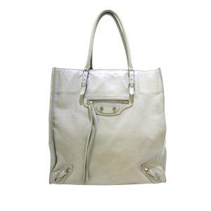 Balenciaga Papier A5 Leather Tote Bag