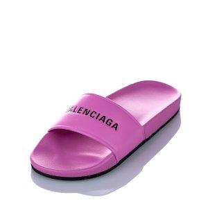 Balenciaga Piscine Flat Sandal