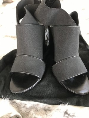 Balenciaga Platform Sandals black