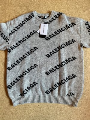 Balenciaga Pullover Oversize neu mit Etikett