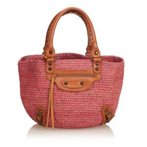 Balenciaga Tote pink