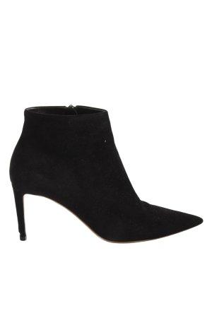 Balenciaga Reißverschluss-Stiefeletten schwarz Casual-Look