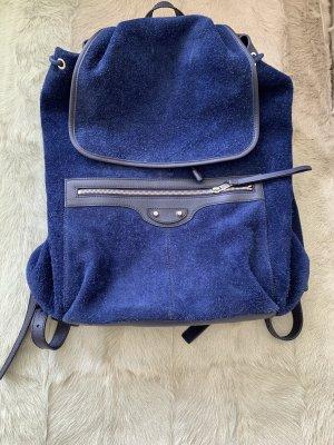 Balenciaga Handbag dark blue-blue
