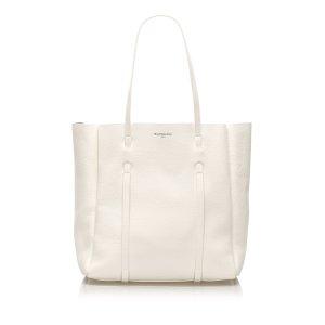 Balenciaga S Everyday Leather Tote Bag