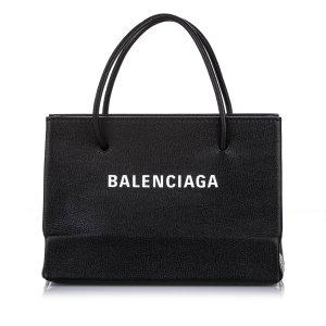 Balenciaga Satchel zwart Leer