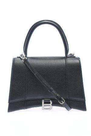 """Balenciaga Satchel """"Hourglass Medium Satchel Bag"""" black"""