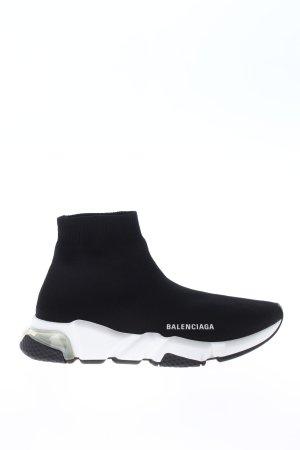 "Balenciaga Schlüpfsneaker ""Speed Sneakers"" schwarz"