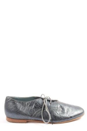 Balenciaga Sznurowane buty czarny W stylu casual