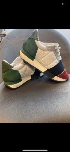 Balenciaga Heel Sneakers multicolored