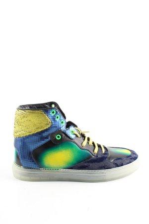 Balenciaga Skaterschuhe abstraktes Muster Casual-Look