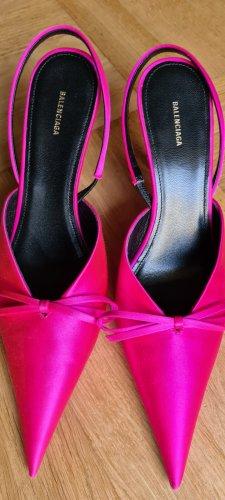 Balenciaga Slingback pumps roze