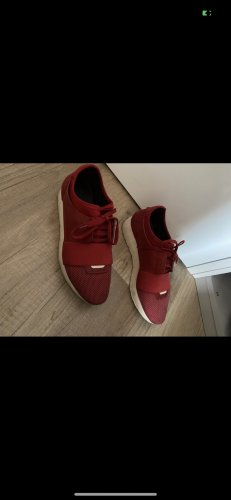 Balenciaga Sneaker slip-on rosso