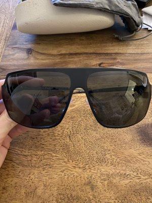 Balenciaga Aviator Glasses black