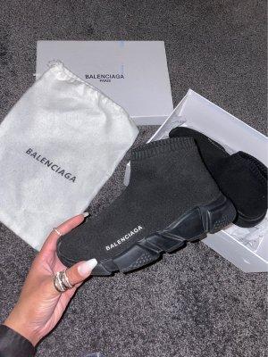 Balenciaga Sneaker alta nero