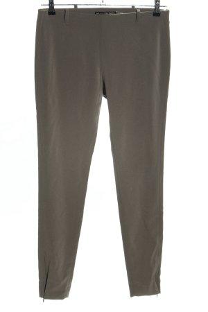 Balenciaga Stretchhose hellgrau Business-Look