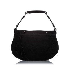 Balenciaga Suede Hobo Bag