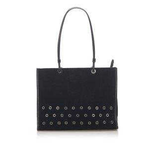 Balenciaga Suede Leather Tote Bag
