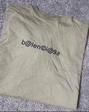 Balenciaga Koszulka oversize Wielokolorowy