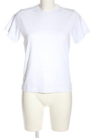 Balenciaga T-Shirt weiß Casual-Look