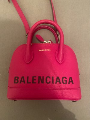 Balenciaga Sac à main rose