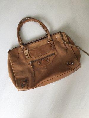 Balenciaga Handbag camel