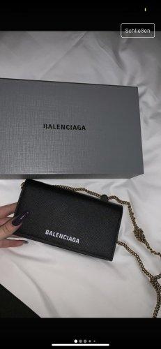 Balenciaga Crossbody bag black-white