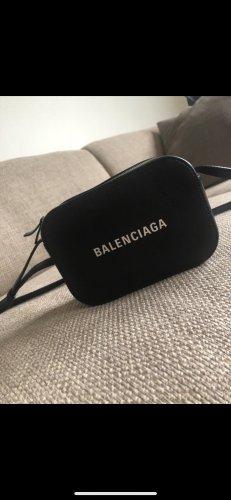 Balenciaga Sac bandoulière blanc-noir