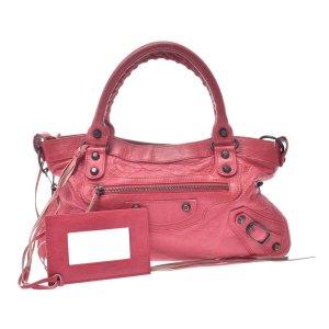 Balenciaga Handtas rosé Leer