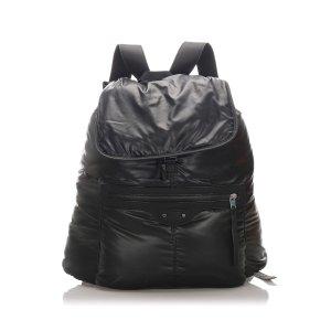 Balenciaga Backpack black polyvinyl chloride