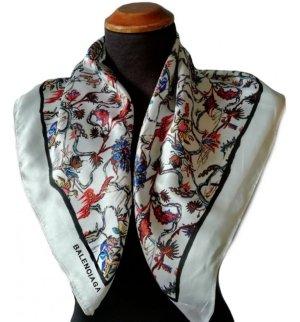 Balenciaga Silk Cloth multicolored