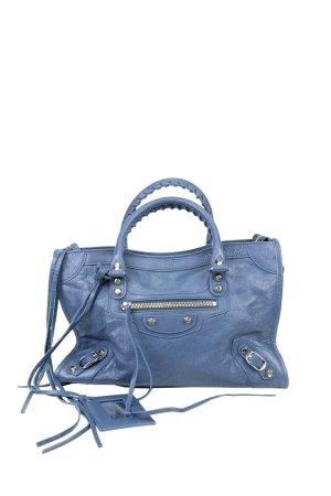 Balenciaga Crossbody bag blue leather
