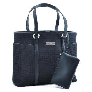 Balenciaga Bolso de compra negro Cuero